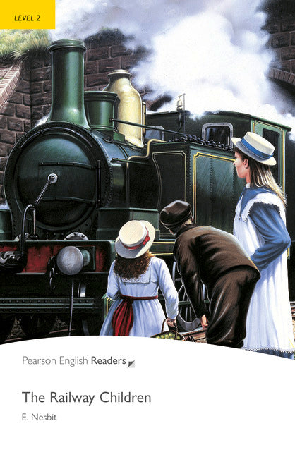 PER L2:  The Railway Children     ( Pearson English Graded Readers )