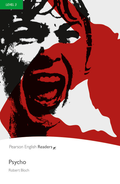 PER L3:  Psycho    ( Pearson English Graded Readers )