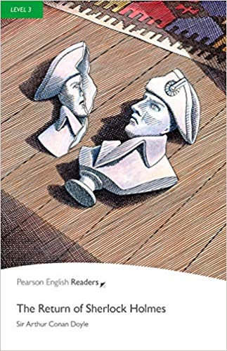 PER L3: Return Sherlock Holmes    ( Pearson English Graded Readers )