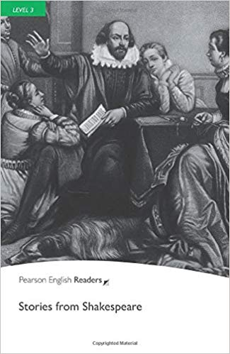 PER L3: Stories Shakespeare    ( Pearson English Graded Readers )