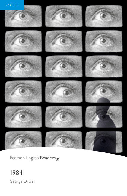 PER L4:  1984      ( Pearson English Graded Readers )