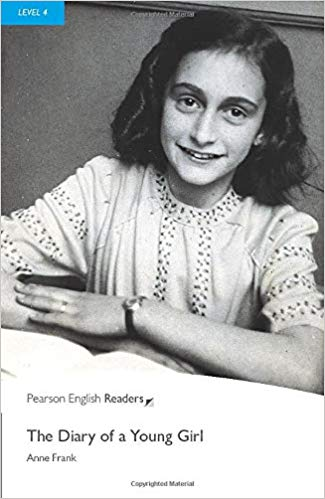 PER L4:  Diary of a Young Girl      ( Pearson English Graded Readers )