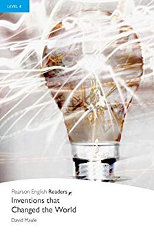 PER L4: Inventions Changed World    ( Pearson English Graded Readers )