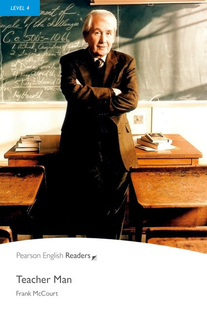 PER L4: Teacher Man   ( Pearson English Graded Readers )