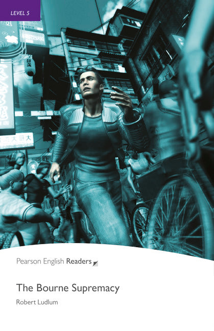 PER L5:   The Bourne Supremacy      ( Pearson English Graded Readers )