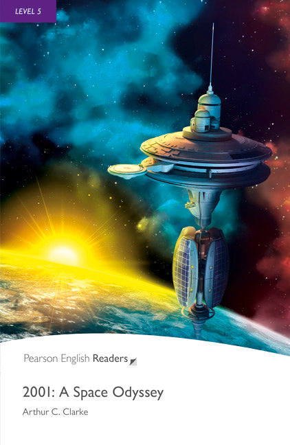 PER L5:   A Space Odyssey     ( Pearson English Graded Readers )