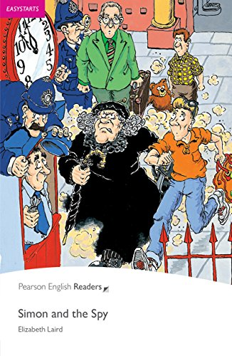 PER ES: Simon and the Spy  (Pearson English Graded Readers)