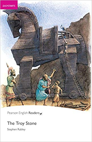 PER ES:  Troy Stone  (Pearson English Graded Readers)
