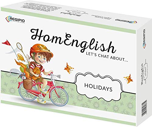 Regipio: HomeEnglish - Let's Chat About Holidays
