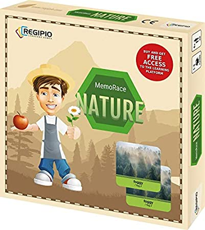 Regipio Games:   MemoRace      Nature