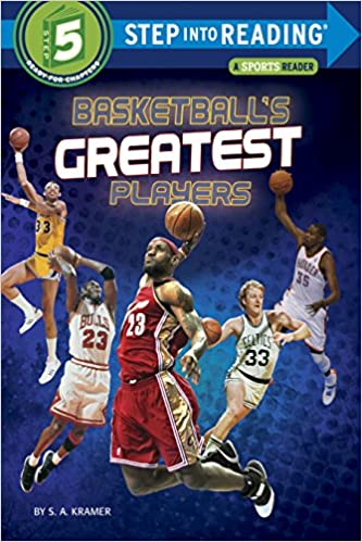 STEP 5 - Basketball's Greatest Players