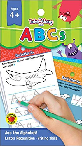 My Take Along Tablets - ABCs    Ages 4+