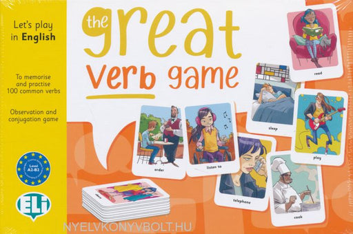 Eli Games - The Great Verb Game