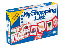 Eli Games - My Shopping List