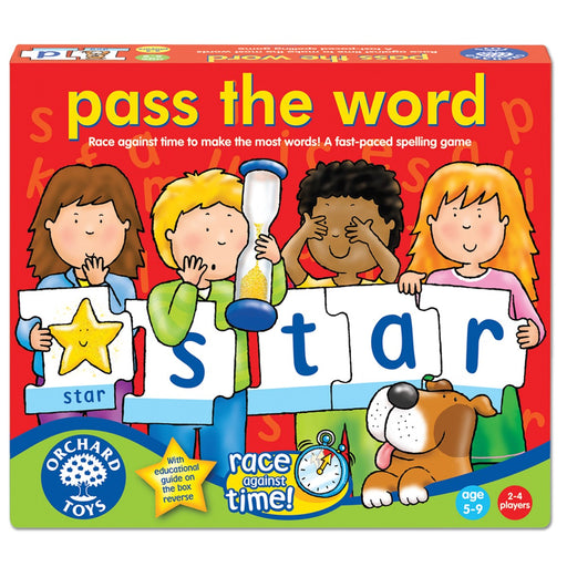Orchard Toys - Pass the Word