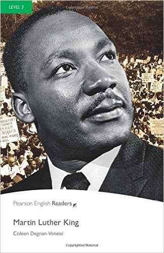 PER L3: Martin Luther King   ( Pearson English Graded Readers )