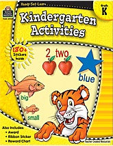 Ready-Set-Learn: Kindergarten Activities Grd. K