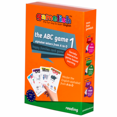 Gamelish - The ABC Game 1