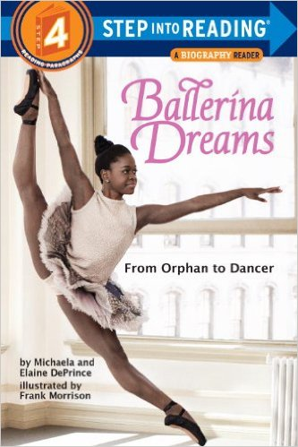 STEP 4 - Ballerina Dreams