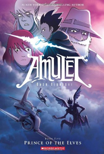 Amulet #5-Prince of the Elves GN