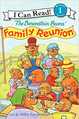 ICR 1-Berenstain Bears' Family Reunion