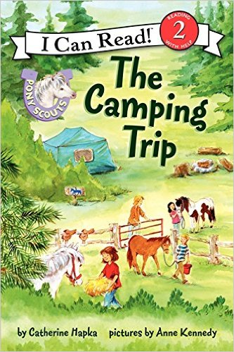 ICR 2 - Pony Scouts: The Camping Trip