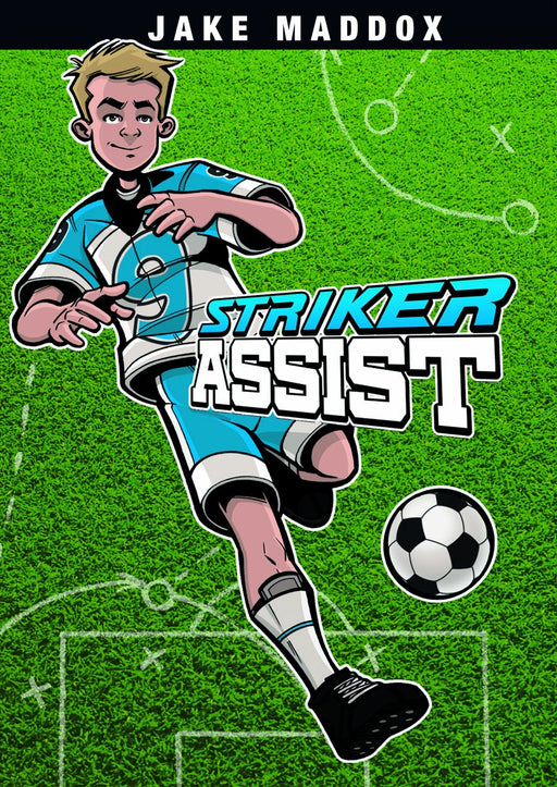 Jake Maddox Sports - Striker Assist