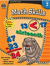 Ready-Set-Learn: Math Skills    Grade 2