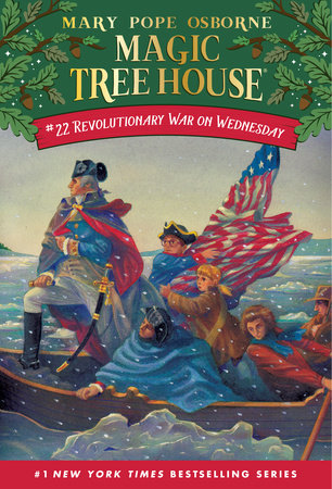 MTH-#22 Revolutionary War on Wednesday