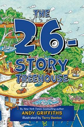 Treehouse Books #02 - The 26-Story Treehouse