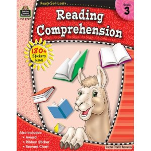 Ready-Set-Learn: Reading Comprehension Grade 3