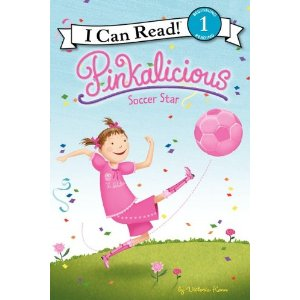 ICR 1 - Pinkalicious: Soccer Star
