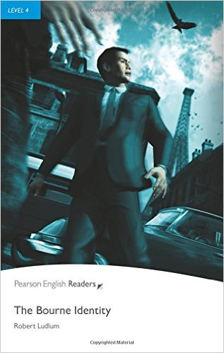 PER L4: Bourne Identity     ( Pearson English Graded Readers )