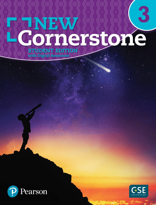 New Cornerstone Student Book 3