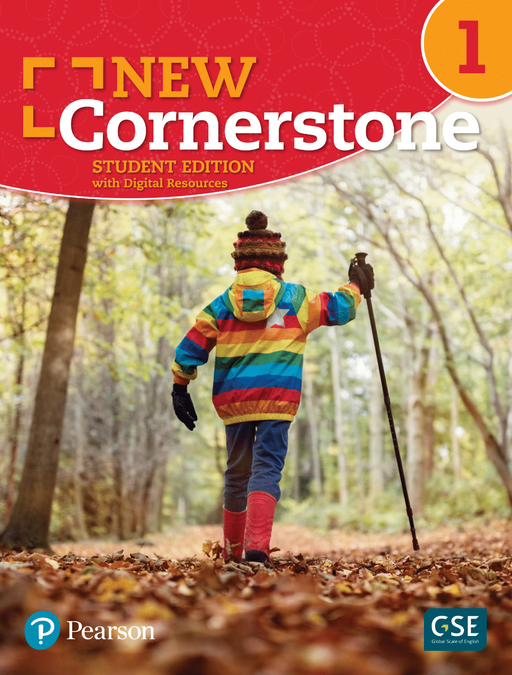 New Cornerstone Student Book 1