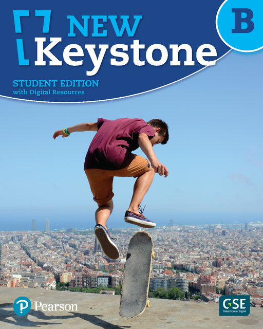 New Keystone Student Book B
