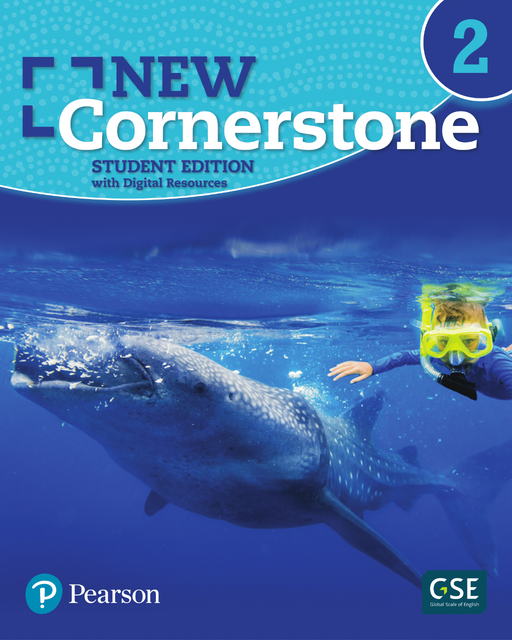 New Cornerstone Student Book 2