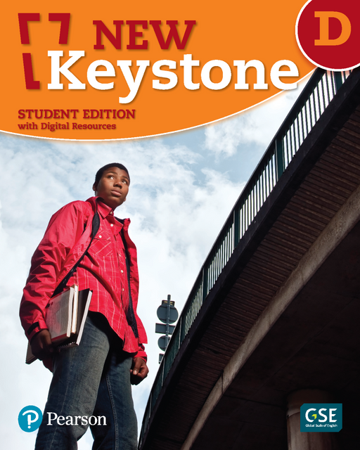 New Keystone Student Book D