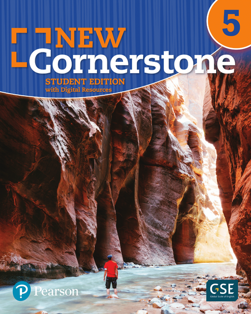 New Cornerstone Student Book 5
