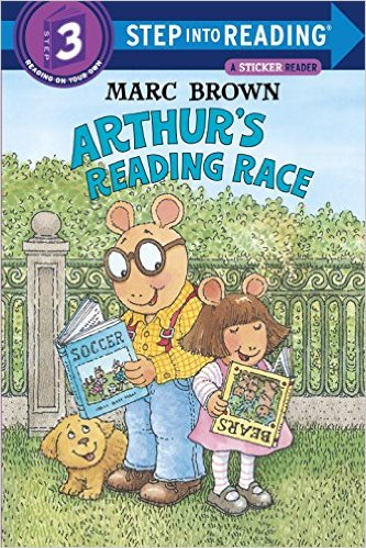 STEP 3 - Arthur's Reading Race