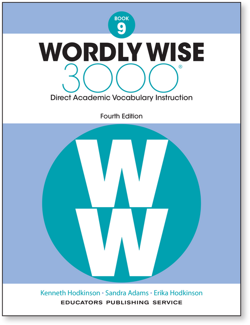 Wordly Wise 3000 4th ED 9 SE