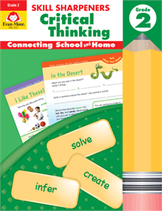 Skill Sharpeners Critical Thinking Grade 2