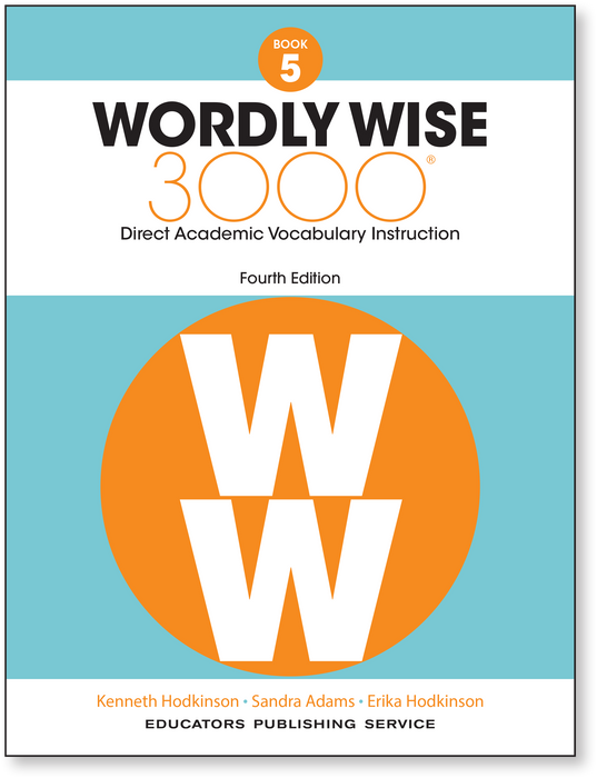 Wordly Wise 3000 4th ED 5 SE