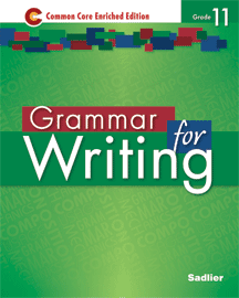 Grammar for Writing 2014 11 Green