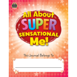 Journal- All About Super Sensational Me! Gr. 2-3