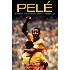 Scholastic ELT Readers Level 1: Pelé