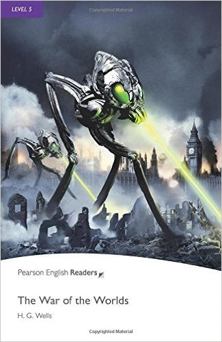 PER L5:  The War of the Worlds     ( Pearson English Graded Readers )