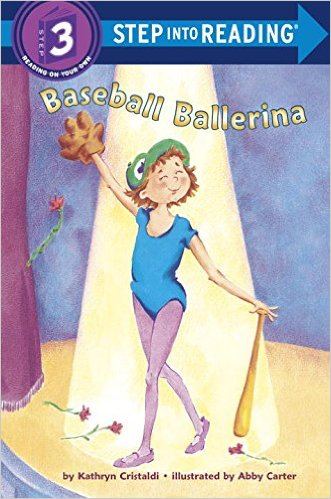 STEP 3 - Baseball Ballerina