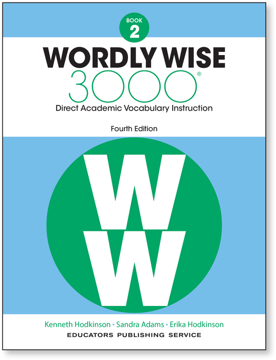 Wordly Wise 3000 4th ED 2 SE