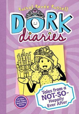 Dork Diaries #08-Tales from a Not-So-Happily Ever After